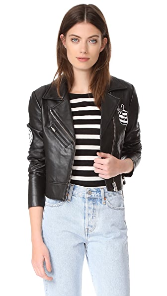 VEDA Nova Patches Jacket - Black