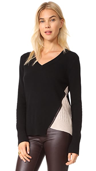 VEDA Views Sweater - Black