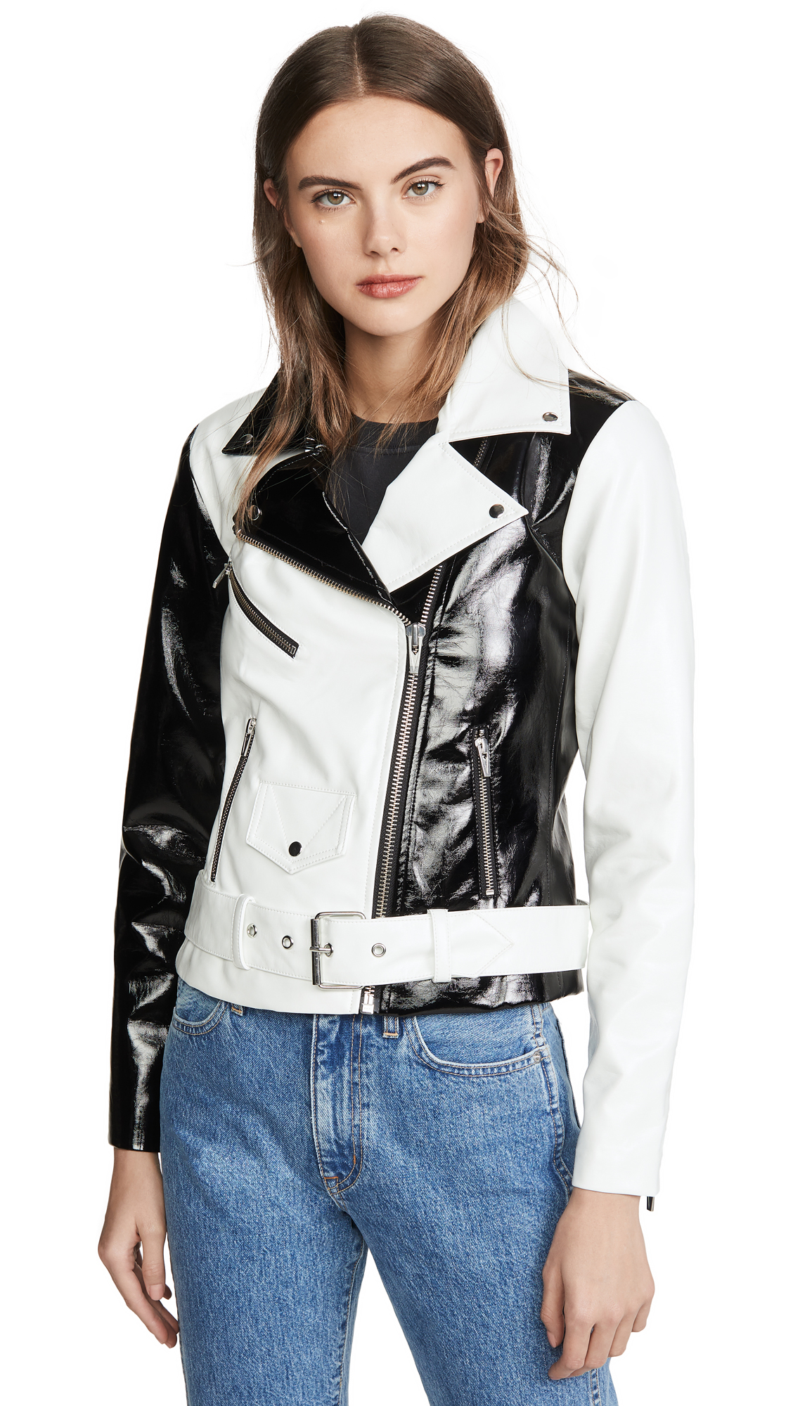 Buy VEDA Jayne Vinyl Jacket online beautiful VEDA Clothing, Jackets