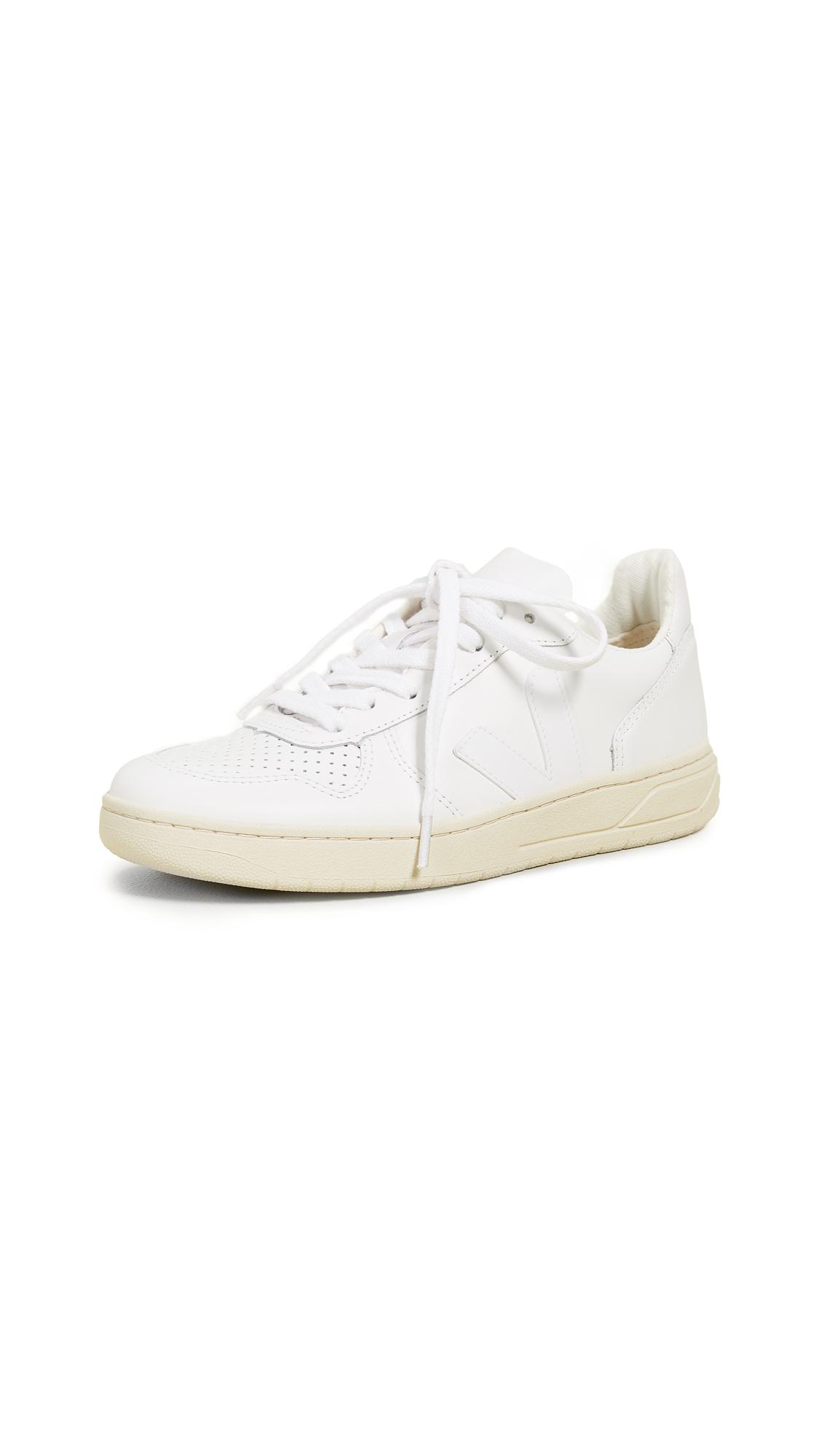 Veja V-10 Sneakers - Extra White