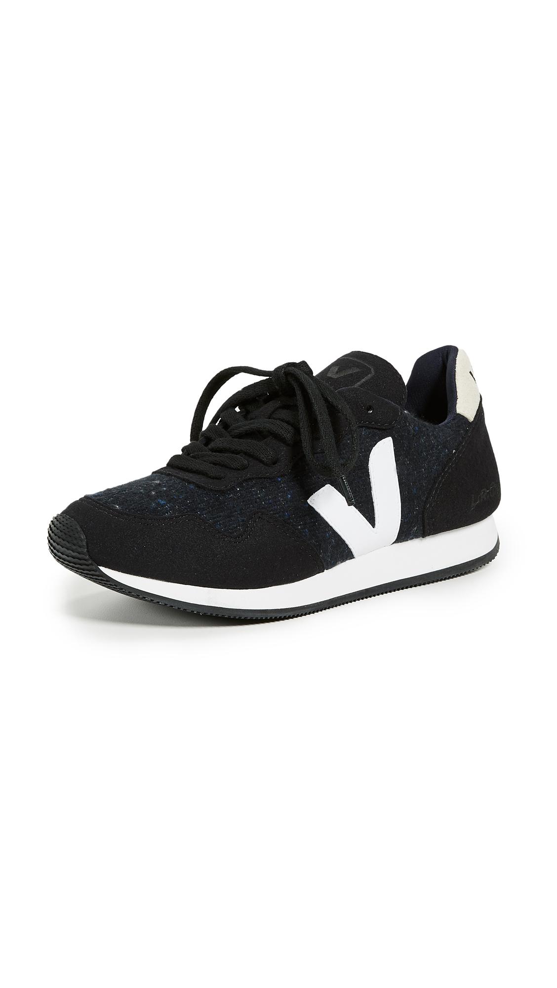Veja SDU Sneakers - Dark Black/White