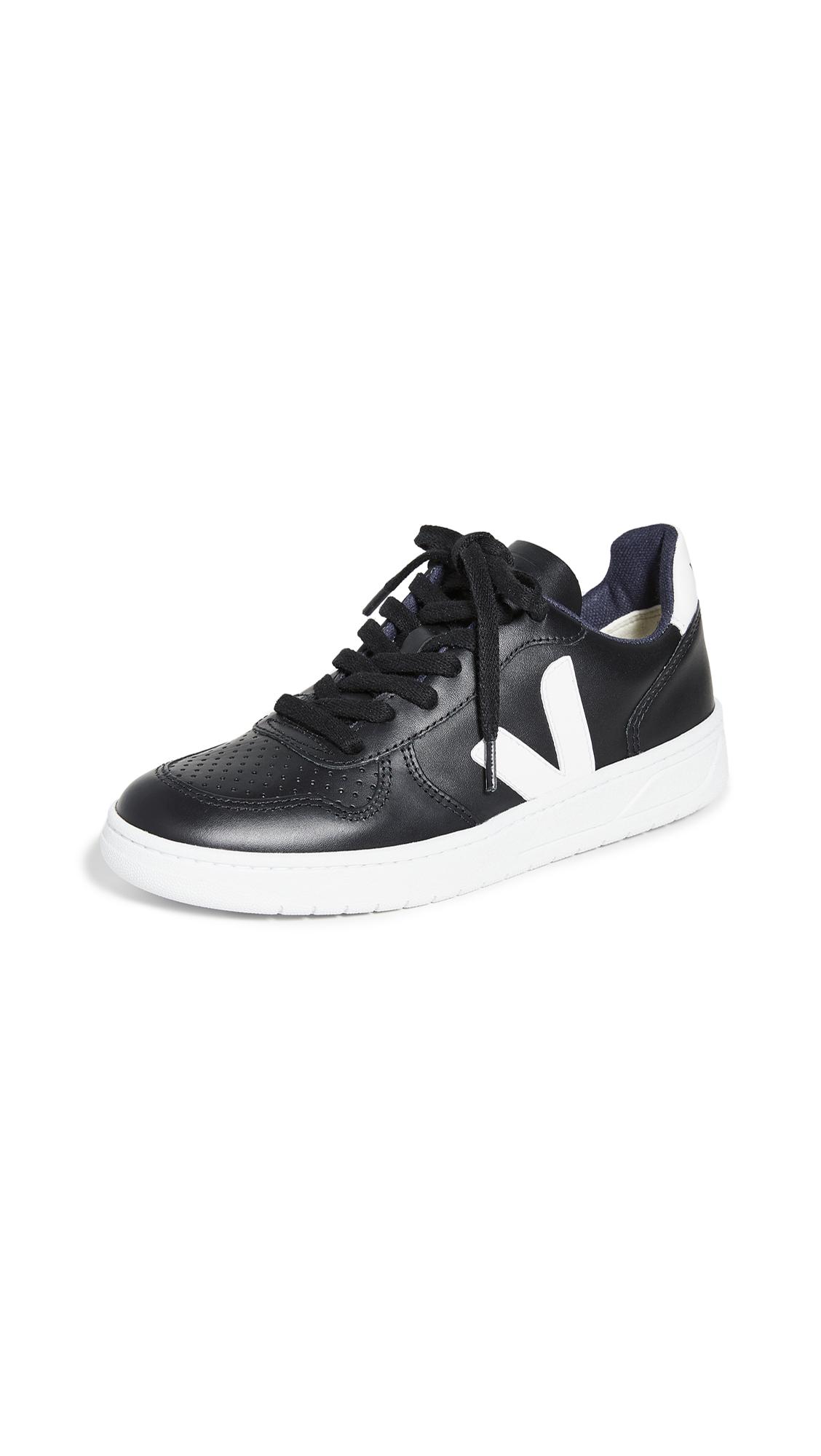 8f73f6e4f8c Women's Esplar Low-Top Leather Sneakers in Black