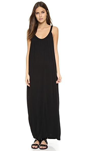 Velvet Slinky Maxi Dress at Shopbop