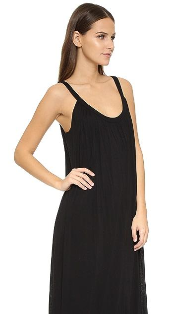 Velvet Slinky Maxi Dress