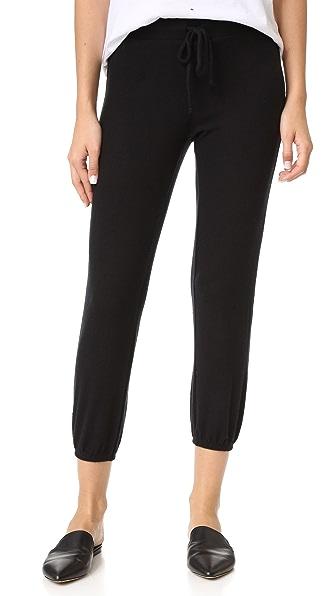 Velvet Galenia Cozy Jersey Pants - Black