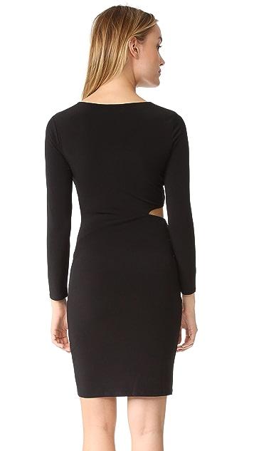 Velvet Georgia Dress