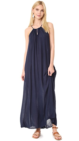 Velvet Hattie Maxi Dress - Postman