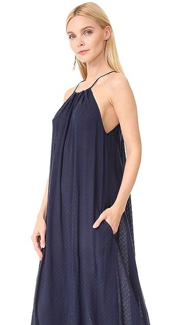 Velvet Hattie Maxi Dress