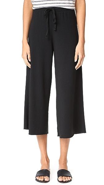Velvet Emella Sweatpants In Black