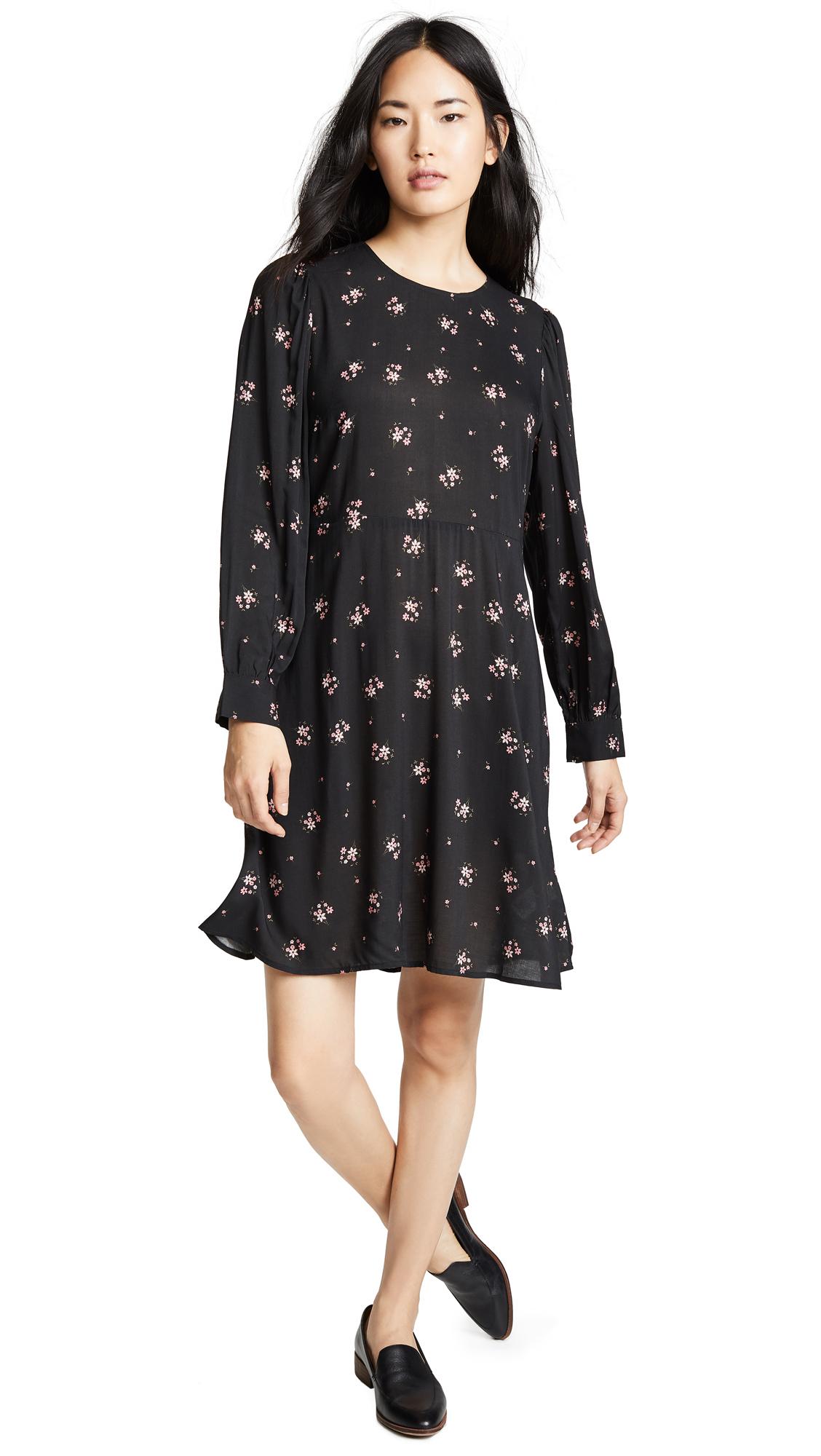 Velvet Winola Dress In Camellia