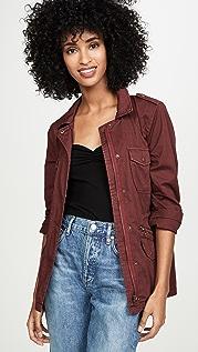 Velvet Ruby 夹克