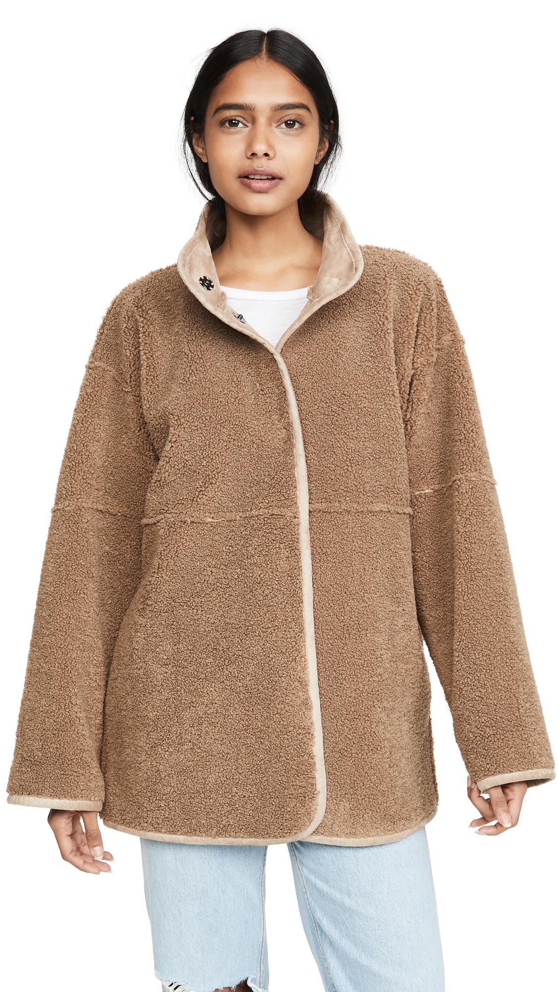 Buy Velvet online - photo of Velvet Albany Sherpa Jacket