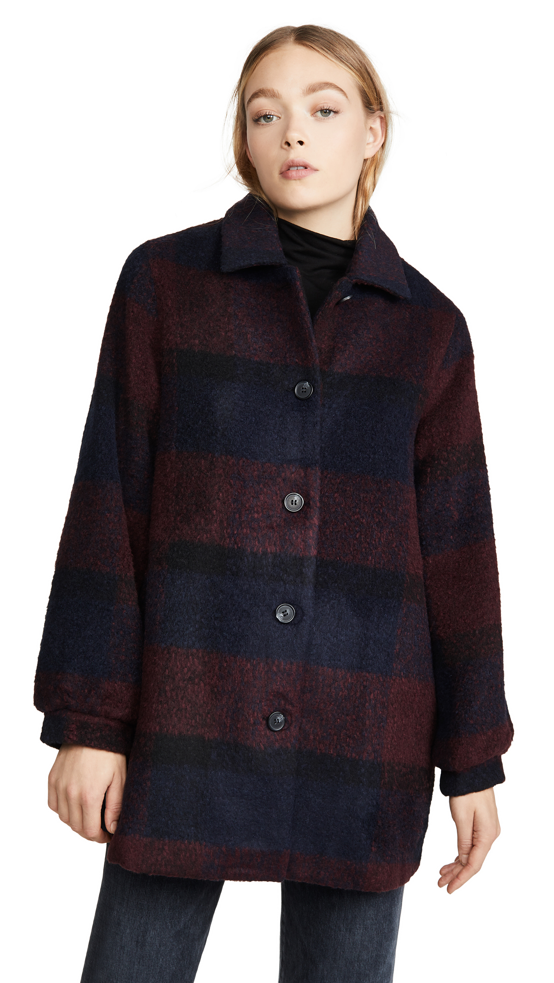 Buy Velvet Kourtney Coat online beautiful Velvet Clothing, Jackets
