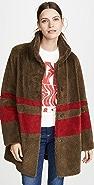 Velvet Evian 大衣
