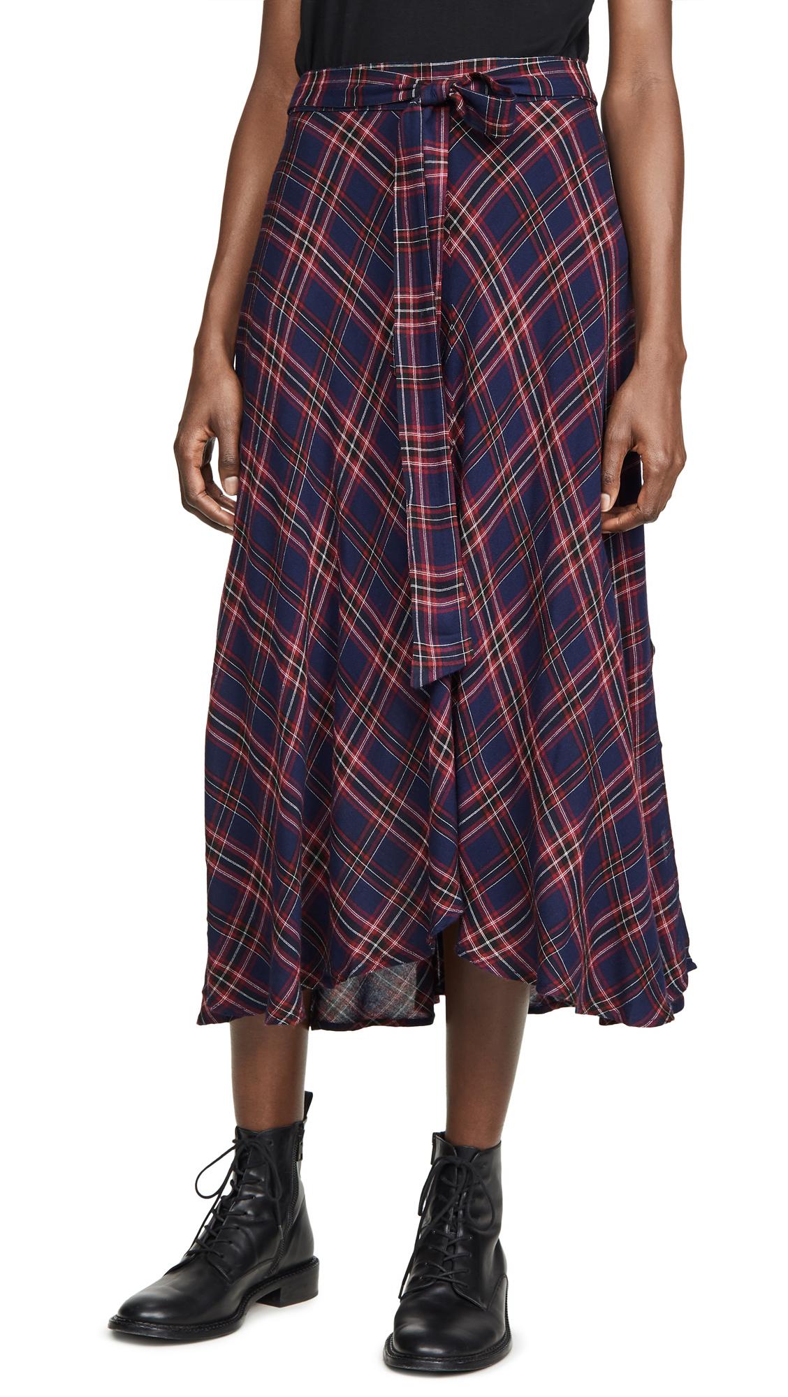 Buy Velvet online - photo of Velvet Calley Skirt