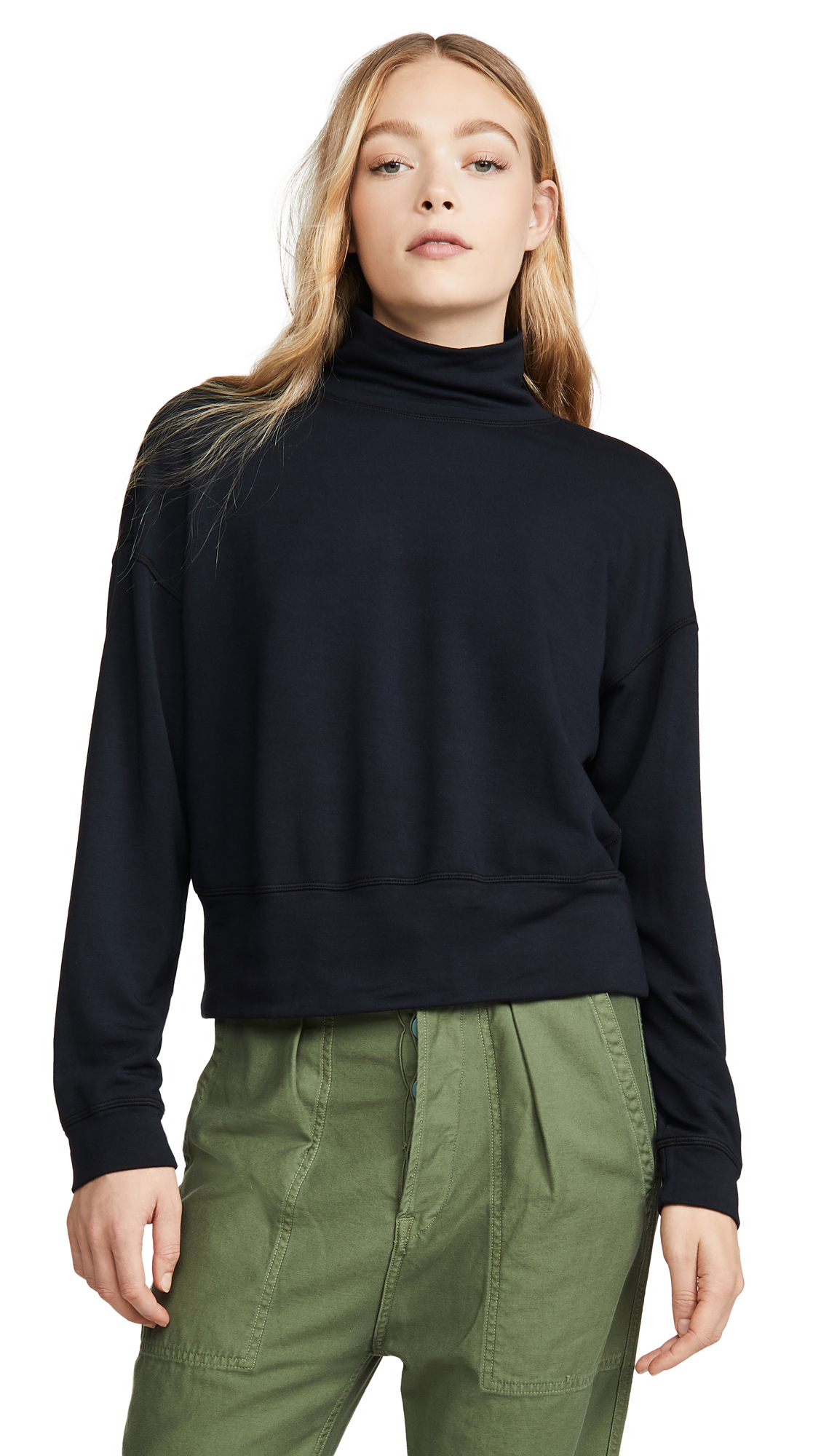 Buy Velvet online - photo of Velvet Presly Sweatshirt