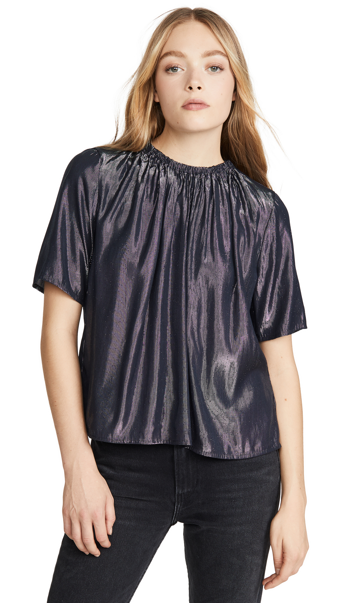 Buy Velvet online - photo of Velvet Harlow Top