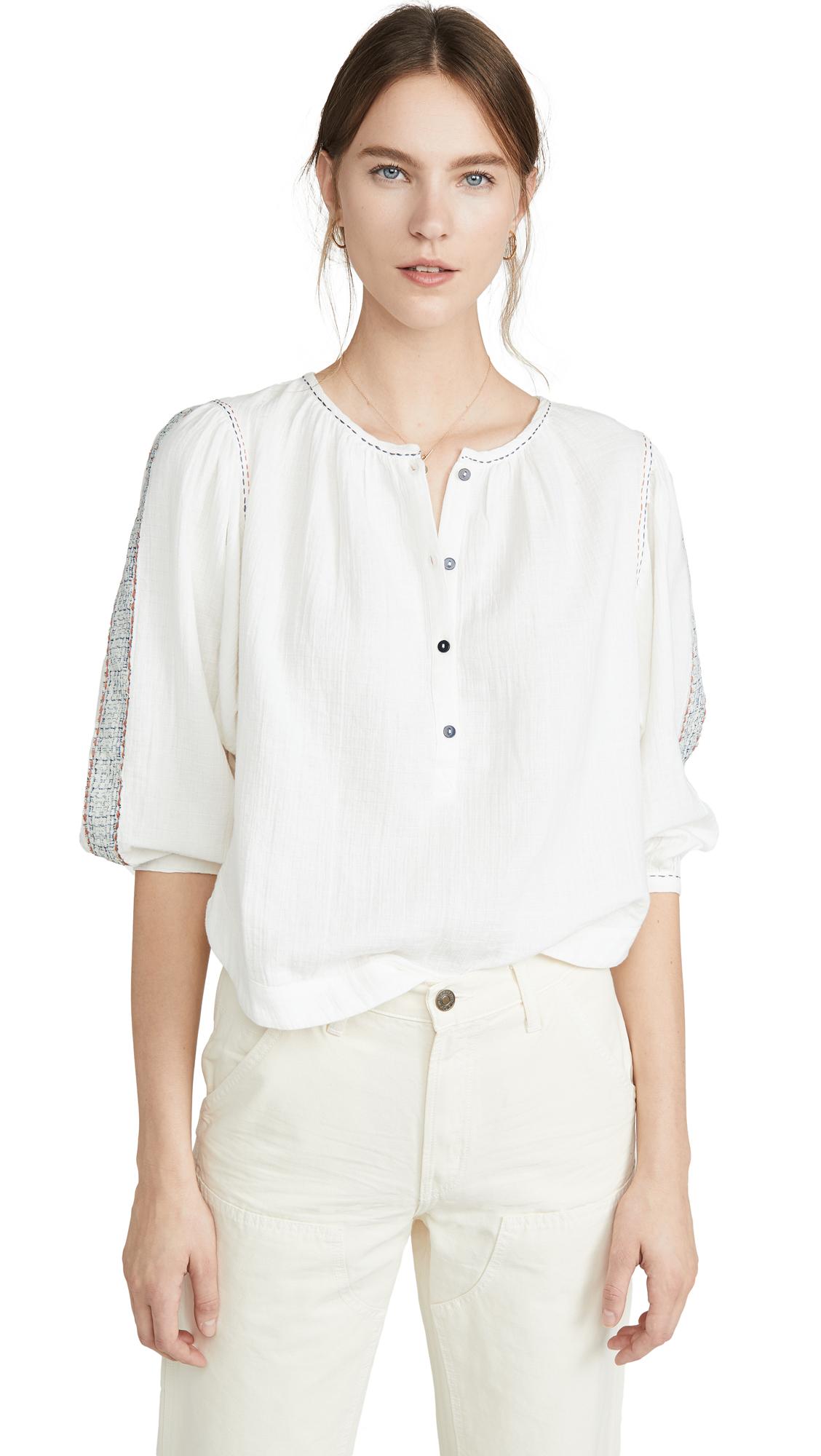 Buy Velvet online - photo of Velvet Gabby Top