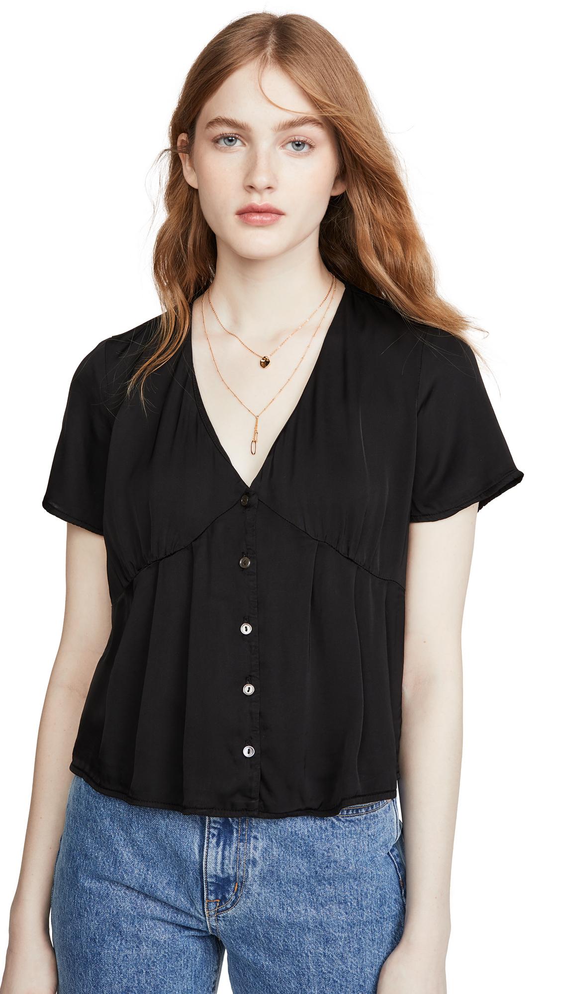 Buy Velvet online - photo of Velvet Maisie Top