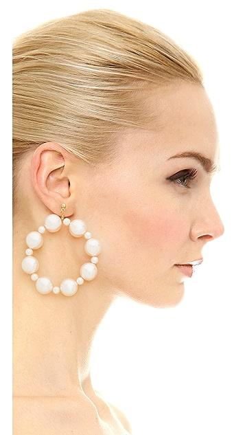 Venessa Arizaga Sugar Kisses Earrings