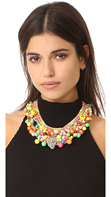 Venessa Arizaga Catch The Rainbow Necklace
