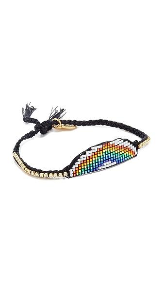 Venessa Arizaga Rainbow Bracelet