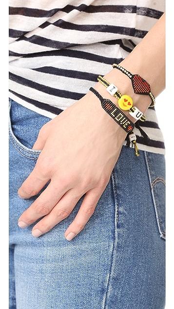 Venessa Arizaga Addicted 2 Luv Bracelet