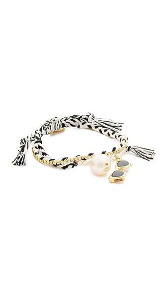 Venessa Arizaga Shady Baby Bracelet