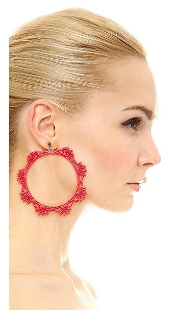 Venessa Arizaga Shades of Cool Earrings
