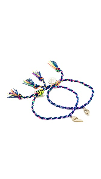Venessa Arizaga Home Girls Bracelet Set