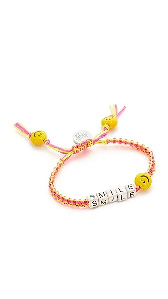 Venessa Arizaga Happy Smile Bracelet - Pink Multi