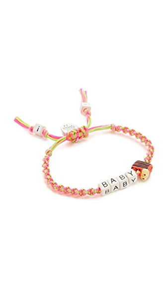 Venessa Arizaga Baby Cakes Bracelet