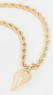 Venessa Arizaga Shark Night Necklace