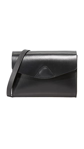 VereVerto Convertible Mini Mox Bag - Black