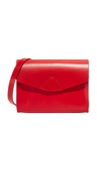VereVerto Mini Mox Bag - Cherry