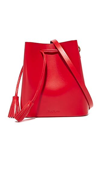 VereVerto Dita Bag - Cherry