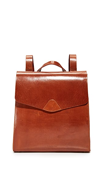 VereVerto Macta Convertible Bag - Brown
