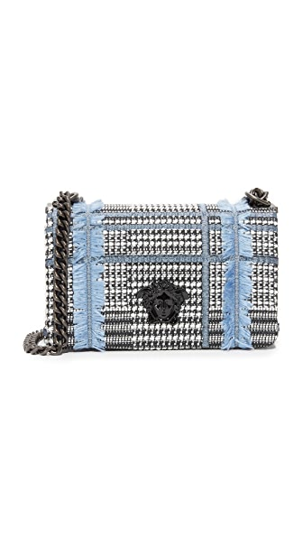 Versace Boucle Shoulder Bag