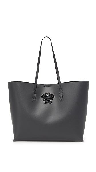 Versace Объемная сумка с короткими ручками