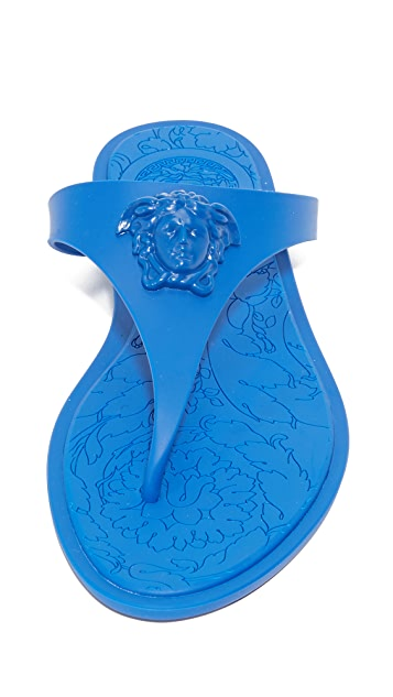 Versace Thong Sandals