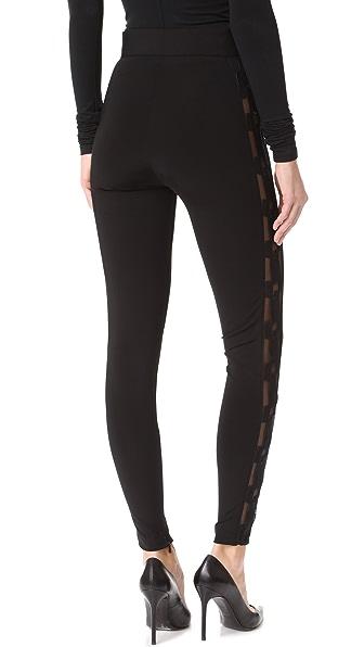 Versace Stretch Leggings