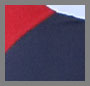 Navy/Light Blue/Red