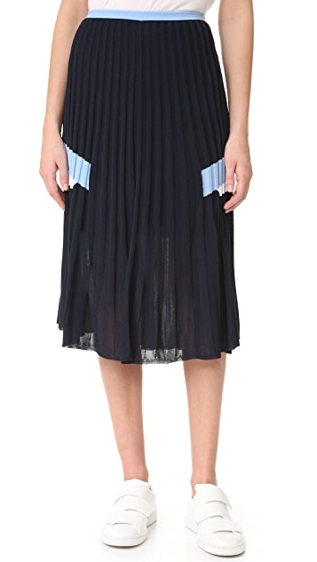 Versace Knit Skirt