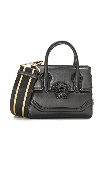 Versace Mini Shoulder Bag - Nero