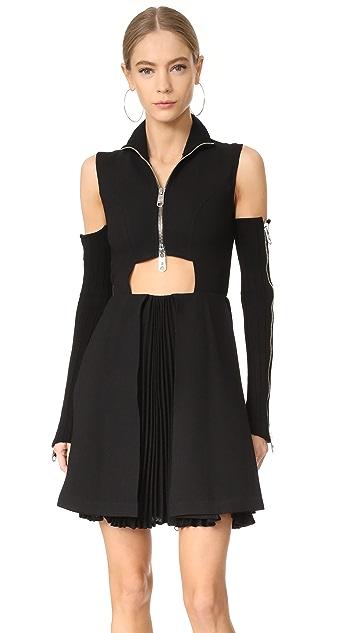 Versus Cutout Dress