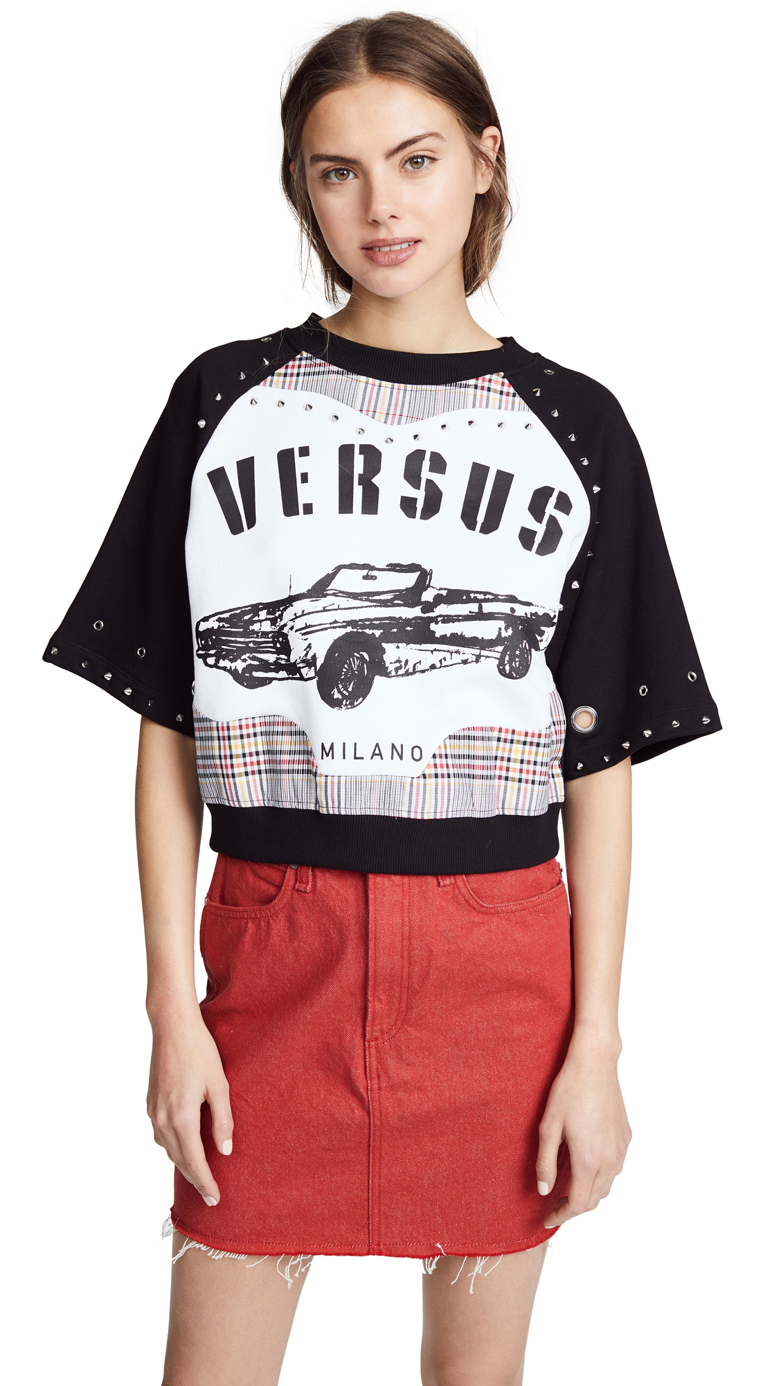 CAR SS SWEATER