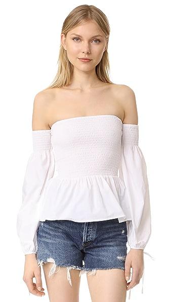 VETIVER Winona Long Sleeve Top