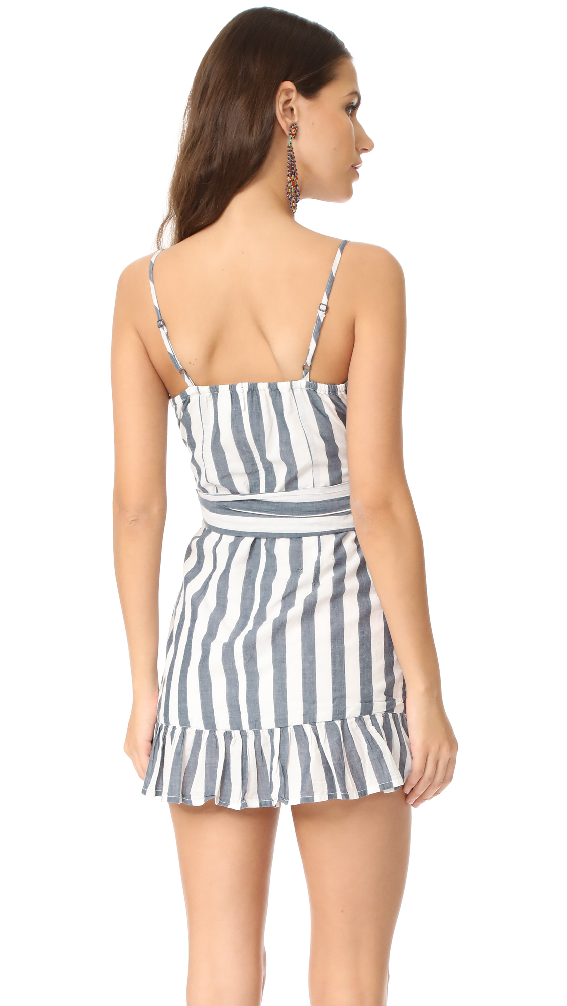 3acffdc3ff VETIVER Ali Wrap Dress