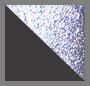 Black/Glitter Lilac