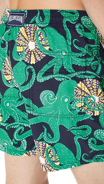 Vilebrequin Octopus Moorea Trunks